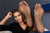 small preview pic number 3 from set 2051 showing Allyoucanfeet model Jolina