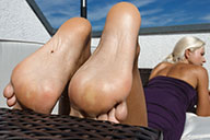 small preview pic number 6 from set 2056 showing Allyoucanfeet model Jenni