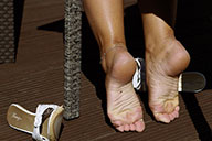 small preview pic number 2 from set 2057 showing Allyoucanfeet model Jenni