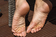 small preview pic number 3 from set 2068 showing Allyoucanfeet model Ricci