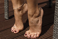 small preview pic number 6 from set 2068 showing Allyoucanfeet model Ricci