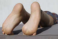 small preview pic number 3 from set 2069 showing Allyoucanfeet model Ricci