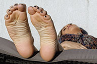 small preview pic number 6 from set 2069 showing Allyoucanfeet model Ricci