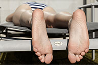 small preview pic number 3 from set 2071 showing Allyoucanfeet model Chris
