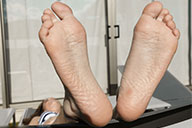 small preview pic number 6 from set 2071 showing Allyoucanfeet model Chris
