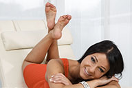 small preview pic number 6 from set 2080 showing Allyoucanfeet model Victoria
