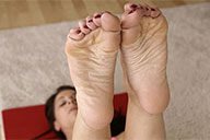 small preview pic number 4 from set 2084 showing Allyoucanfeet model Steffi