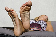 small preview pic number 3 from set 2088 showing Allyoucanfeet model Isa