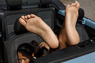 small preview pic number 6 from set 2092 showing Allyoucanfeet model Cataleya