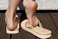 small preview pic number 1 from set 2096 showing Allyoucanfeet model Mary