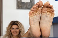 small preview pic number 5 from set 2099 showing Allyoucanfeet model Nati