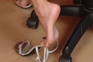 small preview pic number 3 from set 210 showing Allyoucanfeet model Mel