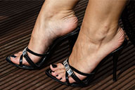 small preview pic number 1 from set 2109 showing Allyoucanfeet model Joan
