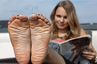 small preview pic number 4 from set 2109 showing Allyoucanfeet model Joan