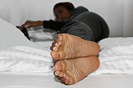 small preview pic number 3 from set 2121 showing Allyoucanfeet model Ciara