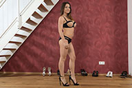small preview pic number 2 from set 2122 showing Allyoucanfeet model Katrin