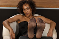 small preview pic number 3 from set 2125 showing Allyoucanfeet model Mara