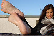 small preview pic number 6 from set 2131 showing Allyoucanfeet model Nelly