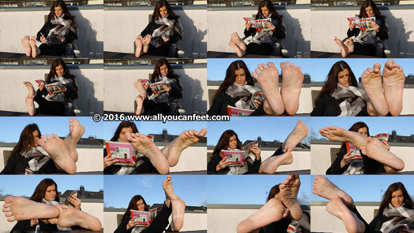 bigger preview pic from set 2131 showing Allyoucanfeet model Nelly