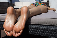 small preview pic number 4 from set 2133 showing Allyoucanfeet model Tiana
