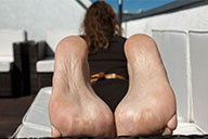 small preview pic number 2 from set 2134 showing Allyoucanfeet model Janina