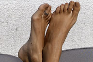 small preview pic number 6 from set 2136 showing Allyoucanfeet model Janina