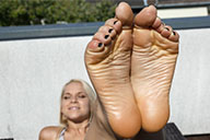 small preview pic number 5 from set 2138 showing Allyoucanfeet model Serena