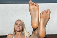 small preview pic number 6 from set 2138 showing Allyoucanfeet model Serena