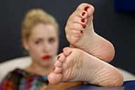 small preview pic number 5 from set 2141 showing Allyoucanfeet model Loca