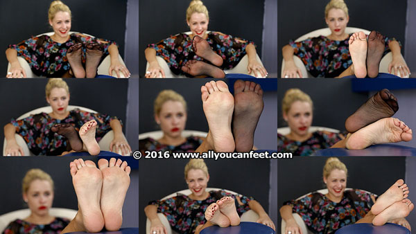 bigger preview pic from set 2141 showing Allyoucanfeet model Loca