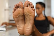 small preview pic number 5 from set 2142 showing Allyoucanfeet model Samy