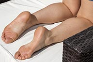 small preview pic number 3 from set 2143 showing Allyoucanfeet model Aubrey