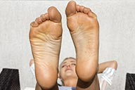 small preview pic number 6 from set 2143 showing Allyoucanfeet model Aubrey