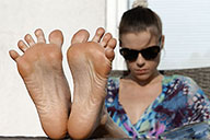small preview pic number 6 from set 2149 showing Allyoucanfeet model Aleksa