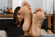 small preview pic number 4 from set 2151 showing Allyoucanfeet model Anetta