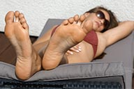 small preview pic number 6 from set 2152 showing Allyoucanfeet model Jolina