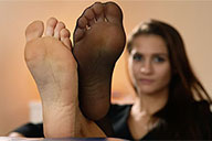 small preview pic number 4 from set 2153 showing Allyoucanfeet model Jolina