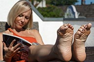 small preview pic number 5 from set 2158 showing Allyoucanfeet model Jass
