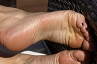 small preview pic number 4 from set 2159 showing Allyoucanfeet model Jass