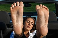 small preview pic number 6 from set 2163 showing Allyoucanfeet model Ricci