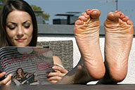 small preview pic number 6 from set 2166 showing Allyoucanfeet model Chris