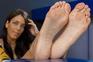 small preview pic number 4 from set 2168 showing Allyoucanfeet model Hannah