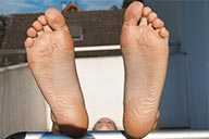 small preview pic number 4 from set 2175 showing Allyoucanfeet model Vani