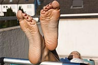 small preview pic number 5 from set 2175 showing Allyoucanfeet model Vani