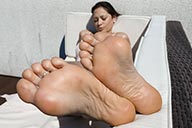 small preview pic number 6 from set 2178 showing Allyoucanfeet model Becky