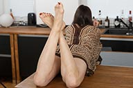 small preview pic number 3 from set 2188 showing Allyoucanfeet model Avery