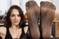 small preview pic number 2 from set 2193 showing Allyoucanfeet model Joy