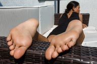 small preview pic number 5 from set 2194 showing Allyoucanfeet model Cataleya