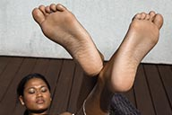 small preview pic number 4 from set 2195 showing Allyoucanfeet model Cataleya