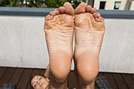 small preview pic number 5 from set 2197 showing Allyoucanfeet model Vivi